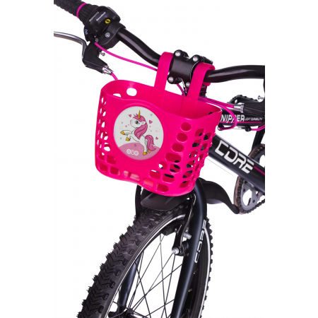 Dievčenský košík na bicykel - One HAPPY - 4
