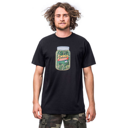 Men's T-shirt - Horsefeathers PICKLES T-SHIRT - 1