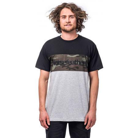 Men's T-shirt - Horsefeathers SPAZ SS T-SHIRT - 1