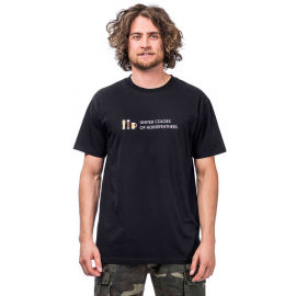 Horsefeathers UNITED COLORS T-SHIRT - Pánské tričko