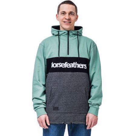 Men's sweatshirt - Horsefeathers GRANT SWEATSHIRTS - 1