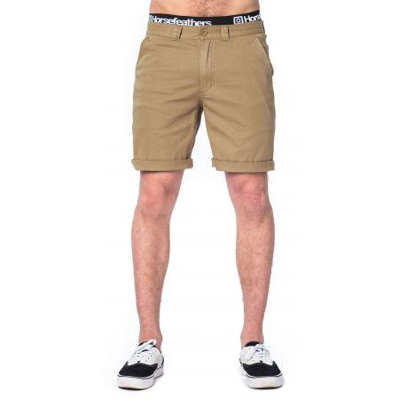 Men's shorts - Horsefeathers MACKS SHORTS - 1