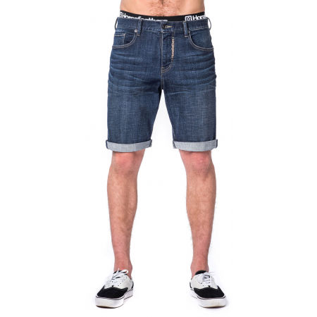 Horsefeathers PIKE JEANS SHORTS - Men's shorts