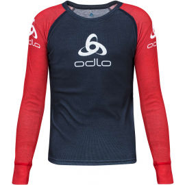 Odlo SUW KID'S TOP CREW NECK L/S ORIGINALS LIGHT - Dětské tričko