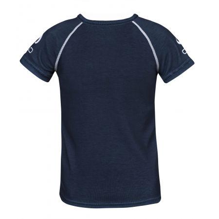 Dětské tričko - Odlo SUW KID'S TOP CREW NECK S/S ORIGINALS LIGHT - 2