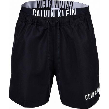 Men's swim shorts - Calvin Klein MEDIUM DOUBLE WB - 2