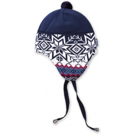USI MERINO - Detská zimná čiapka - Kama USI MERINO