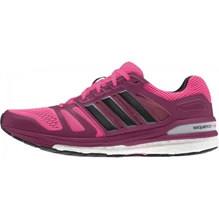 ADIDAS SUPERNOVA SEQUENCE 7W women's running shoes pink
