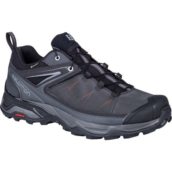 Salomon X ULTRA 3 LTR GTX hnedá 10.5 - Pánska turistická obuv