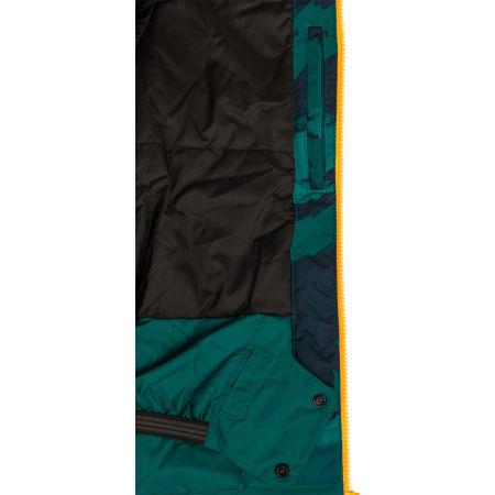 Chlapecká snowboardová/lyžařská bunda - O'Neill PB HALITE JACKET - 4