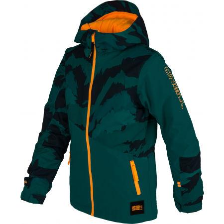 Chlapecká snowboardová/lyžařská bunda - O'Neill PB HALITE JACKET - 2