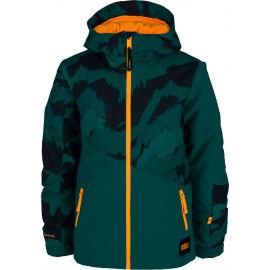 O'Neill PB HALITE JACKET - Chlapčenská snowboardová/lyžiarska bunda