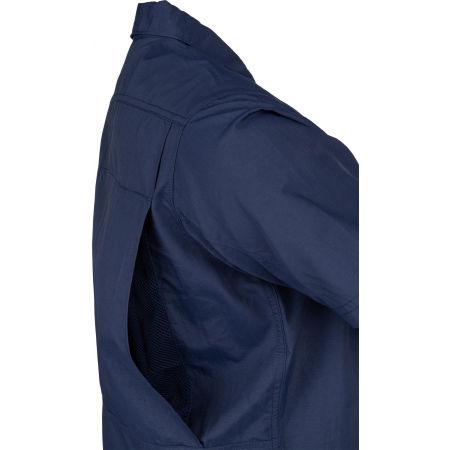 Pánska košeľa s krátkym rukávom - Columbia SILVER RIDGE 2.0 SHORT SLEEVE SHIRT - 4