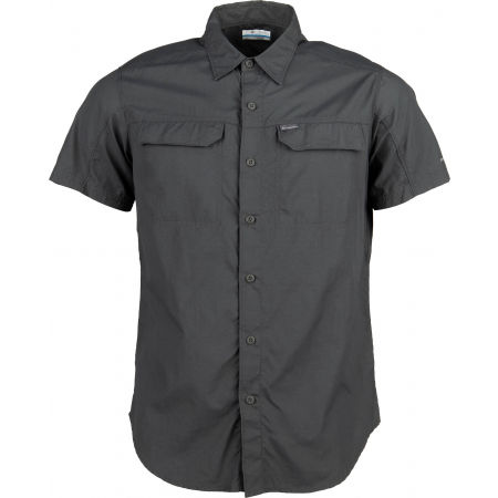 Columbia SILVER RIDGE 2.0 SHORT SLEEVE SHIRT - Herrenhemd mit kurzen Ärmeln