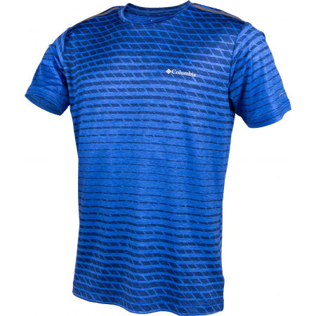 Herren T-Shirt - Columbia TECH TRAIL™ PRINT SS CREW - 2
