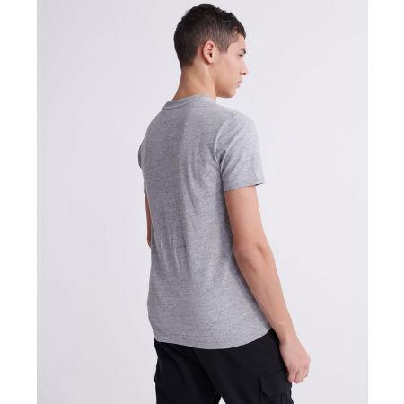 Мъжка тениска - Superdry VL CROSS HATCH TEE - 2