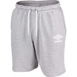 Umbro KNEE LENGTH FLEECE SHORT - Pánske kraťasy
