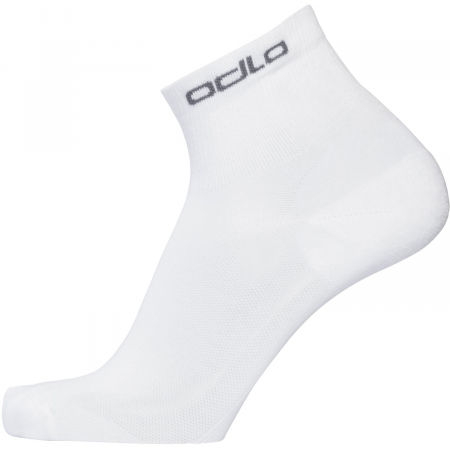 Odlo SOCKS ACTIVE QUARTER 2 PACK - Unisex socks