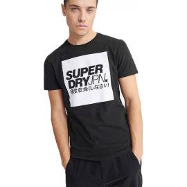 Superdry JPN BLOCK TEE - Мъжка тениска