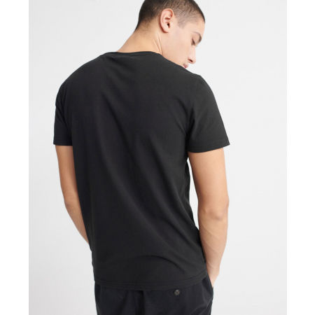 Pánske tričko - Superdry JPN BLOCK TEE - 2