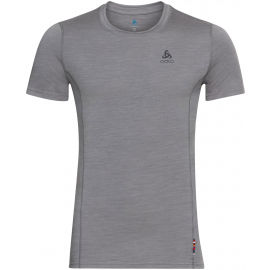 Odlo SUW MEN'S TOP CREW NECK S/S NATURAL+ LIGHT