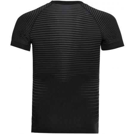 Pánske tričko - Odlo SUW MEN'S TOP CREW NECK S/S PERFORMANCE LIGHT - 2