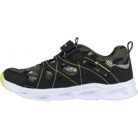 Dětská sportovní obuv - ALPINE PRO BERTO - 4