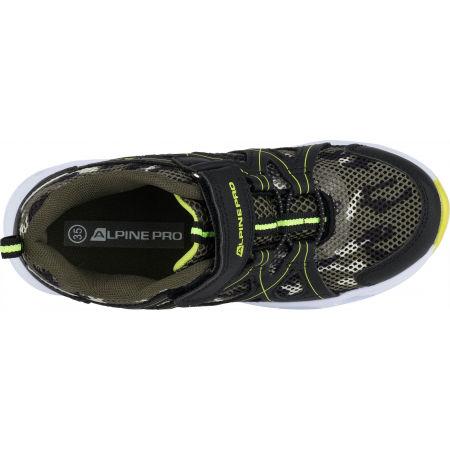 Dětská sportovní obuv - ALPINE PRO BERTO - 5