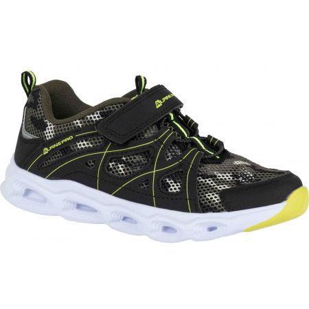 Dětská sportovní obuv - ALPINE PRO BERTO - 1