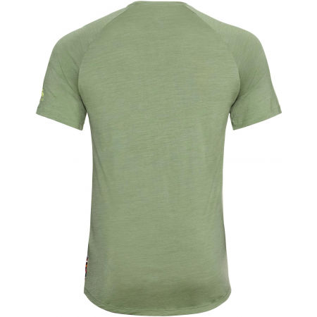 Herrenshirt - Odlo MEN'S T-SHIRT S/S CREW NECK CONCORD - 2