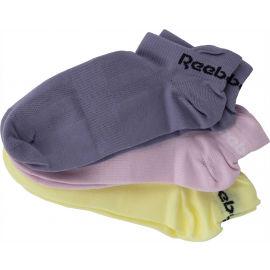 Reebok TECH STYLE TR W 3P - Dámske ponožky