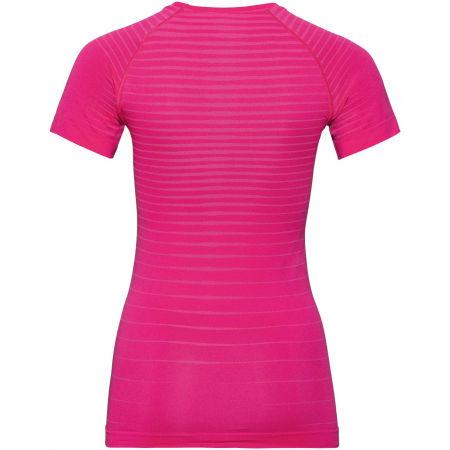 Dámske tričko - Odlo SUW WOMEN'S TOP CREW NECK S/S PERFORMANCE LIGHT - 2