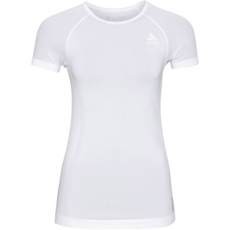 Dámske tričko - Odlo SUW WOMEN'S TOP CREW NECK S/S PERFORMANCE X-LIGHT - 1