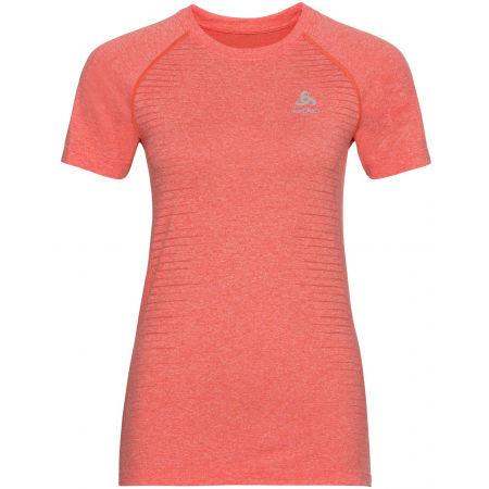 Women's T-shirt - Odlo WOMEN'S T-SHIRT CREW NECK S/S SEAMLESS ELEMENT - 1
