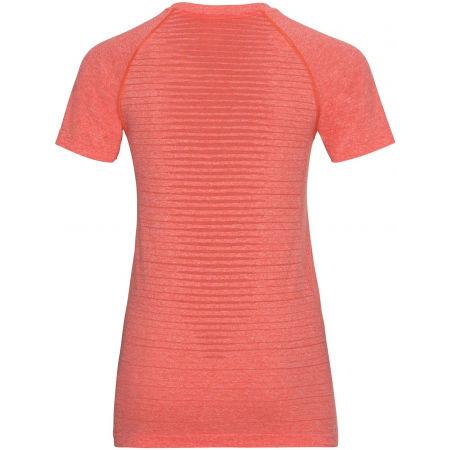 Women's T-shirt - Odlo WOMEN'S T-SHIRT CREW NECK S/S SEAMLESS ELEMENT - 2
