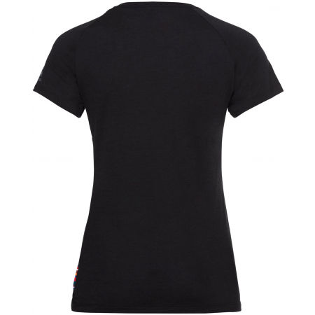 Women's T-shirt - Odlo WOMEN'S T-SHIRT CREW NECK S/S CONCORD - 2