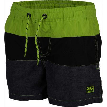 Chlapčenské plavecké šortky - Umbro STEFFAN - 1