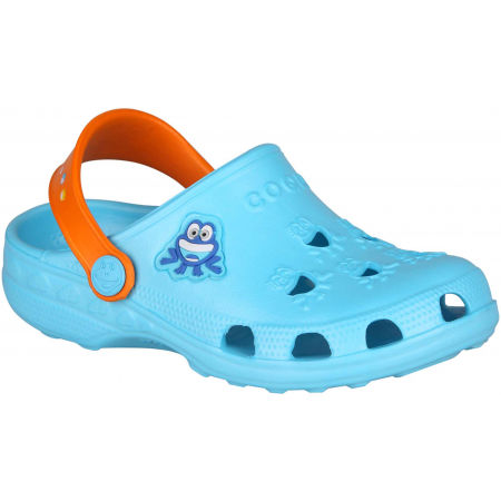 Coqui LITTLE FROG - Kids' sandals