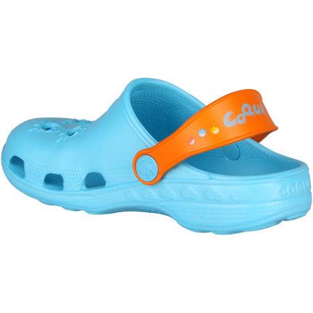 Sandale pentru copii - Coqui LITTLE FROG - 3