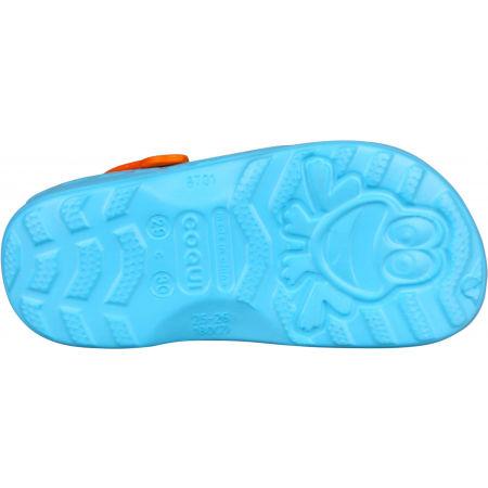 Sandale pentru copii - Coqui LITTLE FROG - 5