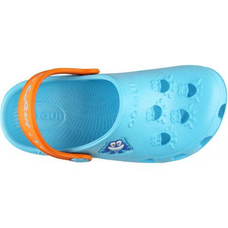 Detské sandále - Coqui LITTLE FROG - 4