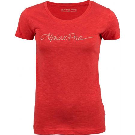 ALPINE PRO FARIDA - Dámske tričko
