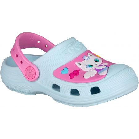 Detské sandále - Coqui CROAKY - 1