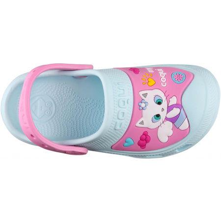 Detské sandále - Coqui CROAKY - 4