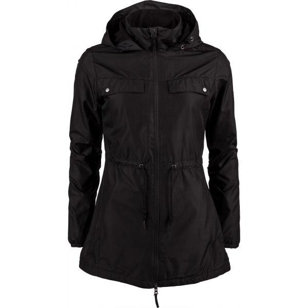 ALPINE PRO JARRA čierna XS - Dámska bunda