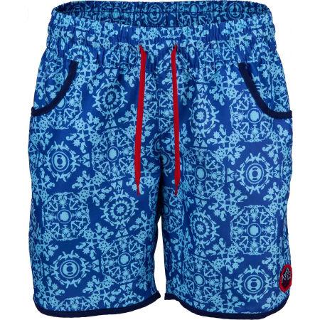 Dámske kúpacie šortky - Aress MAKI SNR - 2