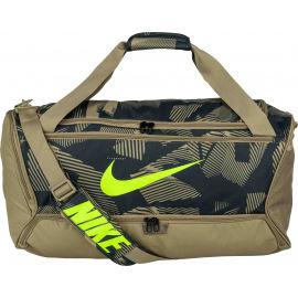Nike BRASILIA M DUFF - 9.0 AOP - Спортен сак