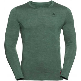 Odlo SUW MEN'S TOP CREW NECK L/S NATURAL+ LIGHT