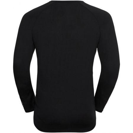 Men's T-shirt - Odlo MEN'S T-SHIRT L/S CREW NECK CONCORD - 2