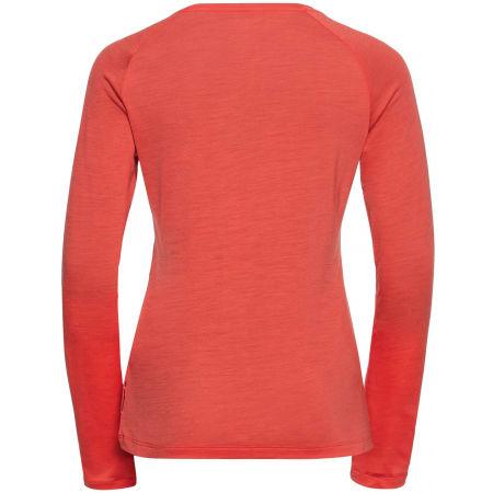Dámské tričko - Odlo WOMEN'S T-SHIRT CREW NECK L/S CONCORD - 2